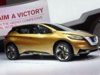 Nissan Resonance Geneva 2013