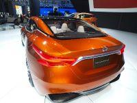 Nissan Sport Sedan Concept New York 2014