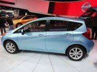 Nissan Versa Note Detroit 2013