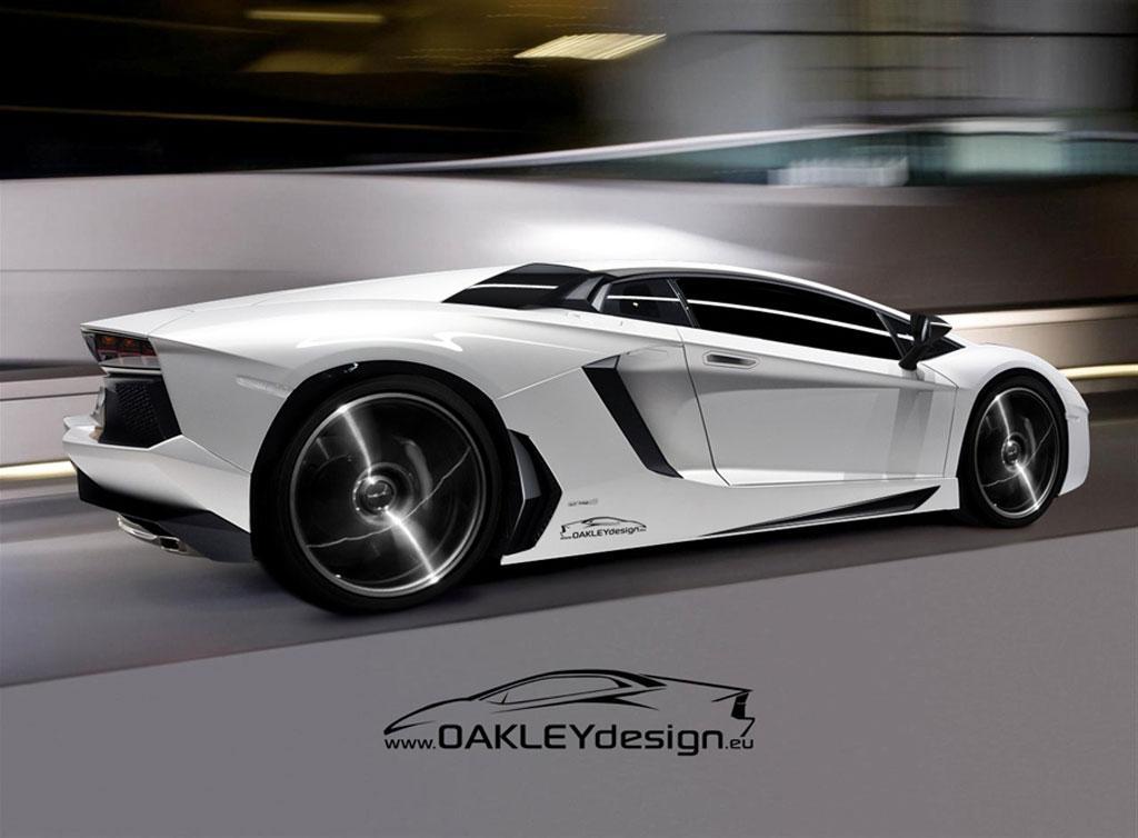 Oakley Design Lamborghini Aventador LP760-2 - фотография №4