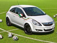 Opel Corsa World Cup Soccer Flag Packs