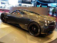 Pagani Huayra Carbon Edition Geneva 2012