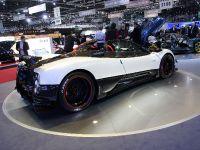 Pagani Zonda Cinque Roadster Geneva 2010