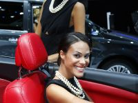 Paris Motor Show Girls 2012