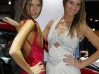 Paris Motor Show Girls 2012