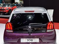 Peugeot 108 Geneva 2014