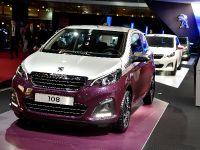 Peugeot 108 Paris 2014