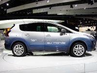 Peugeot 3008 Hybrid Paris 2010