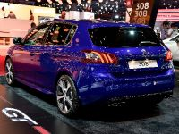 Peugeot 308 Paris 2014
