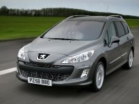 Peugeot 308 SW and SE