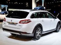 Peugeot 508 RXH Paris 2014
