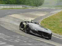 Peugeot EX1 at the Nurburgring Nordschleife