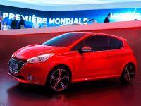Peugeot GTi Concept Geneva 2012