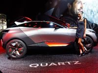 Peugeot Quartz Paris 2014