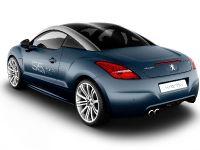 Peugeot RCZ HYbrid4 concept