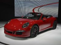 Porsche 911 Carerra GTS Los Angeles 2014