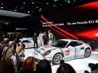 Porsche 911 GT1 Geneva 2014
