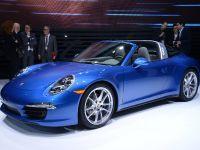 Porsche 911 Targa 4 Detroit 2014