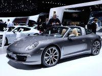 Porsche 911 Targa 4 Geneva 2014