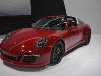 Porsche 911 Targa 4 GTS Detroit 2015
