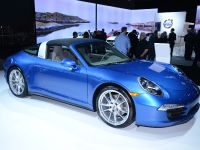 Porsche 911 Targa 4 New York 2014