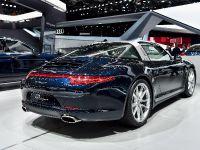 Porsche 911 Targa 4 Paris 2014