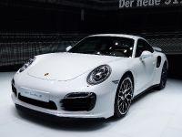 Porsche 911 Turbo S Frankfurt 2013