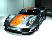 Porsche 918 RSR Detroit 2011