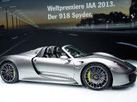 Porsche 918 Spyder Frankfurt 2013
