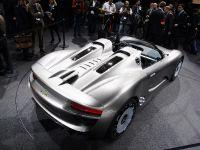 Porsche 918 Spyder Geneva 2010