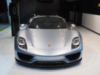 Porsche 918 Spyder New York 2014