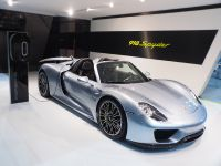 Porsche 918 Spyder New York 2014