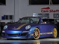 Porsche 997 Carrera S Cabriolet Cam Shaft and PP-Performance