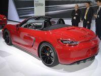 Porsche Boxster GTS Los Angeles 2014