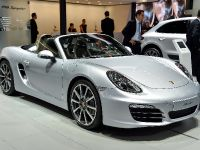 Porsche Boxster Paris 2014