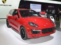 Porsche Cayenne GTS Los Angeles 2014