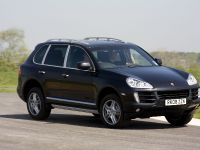 Porsche Cayenne S Transsyberia from Moscow