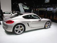 Porsche Cayman Detroit 2013