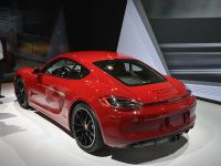 Porsche Cayman GTS Los Angeles 2014