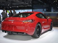 Porsche Cayman GTS Los Angeles 2014