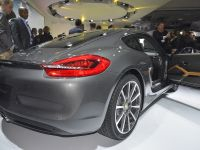 Porsche Cayman Los Angeles 2012