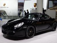 Porsche Cayman S Black Edition Frankfurt 2011