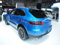 Porsche Macan New York 2014