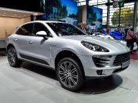 Porsche Macan S Diesel Paris 2014