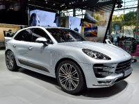 Porsche Macan Turbo Paris 2014