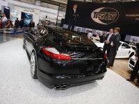 Porsche Panamera Frankfurt 2011