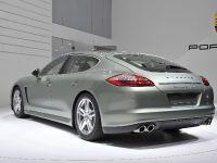 Porsche Panamera S Hybrid Geneva 2011