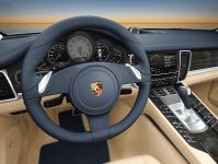 Porsche Panamera Space Concept Interior