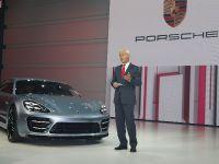 Porsche Panamera Sport Turismo Concept Paris 2012