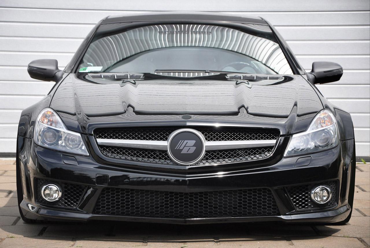 Prior Design PD-серии комплект для Mercedes-Benz SL R230 - фотография №1
